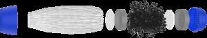 paille filtrante baytiz gourde filtrante bouteille filtrante filtre à eau voyage
